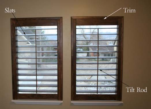 South Salt Lake Window Shutters