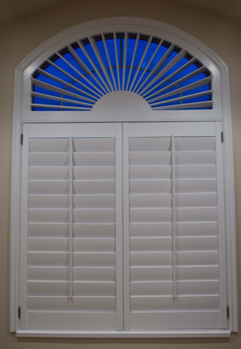 arched window shutter lifetime