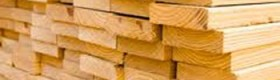 lumberyard wood for shutters
