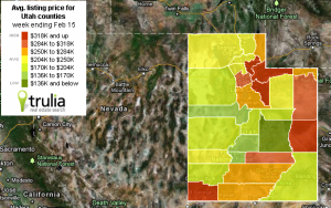trulia-average-listing-prices-for-utah-counties-for-feb-2012