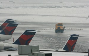 slc airport freezing rain
