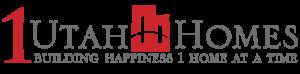 1 utah homes logo