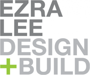 ezra lee design & build logo