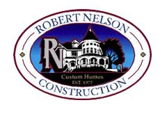 robert nelson construction logo