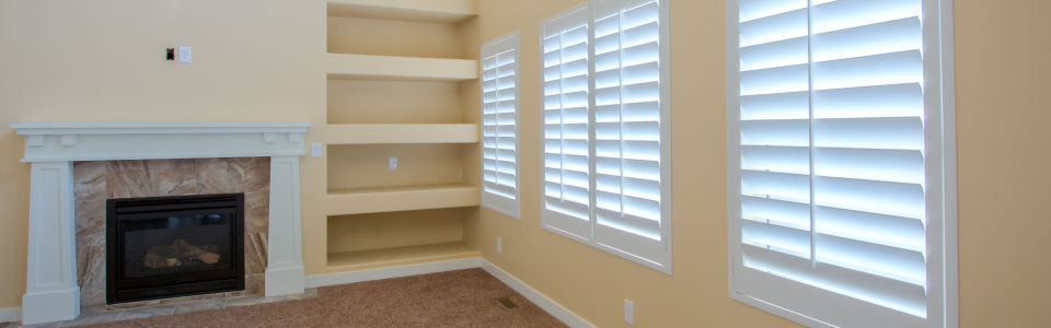 Main Floor Shutters - Side