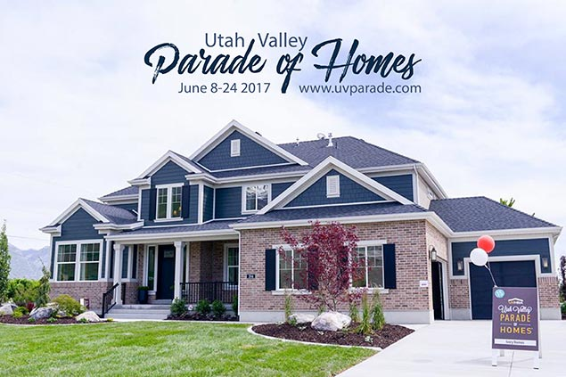 UV Parade of Homes 2017